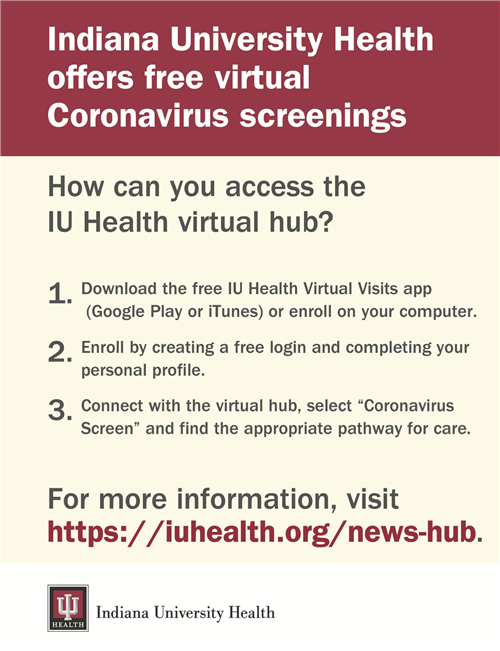 IU Health Screenings