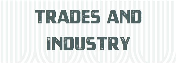 Trades and Industry