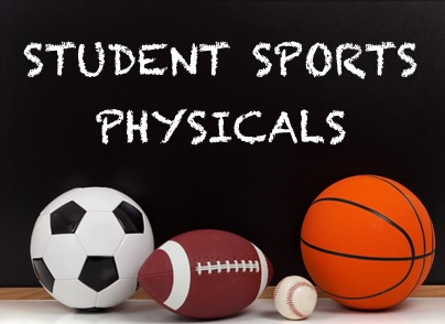 Sports Physicals - Incoming Freshmen